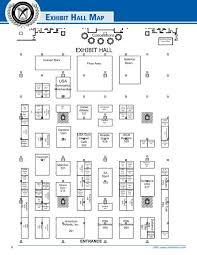exhibit hall map usa gymnastics