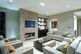 modern fireplace surround simple