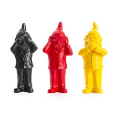 design forward gnomes for your garden