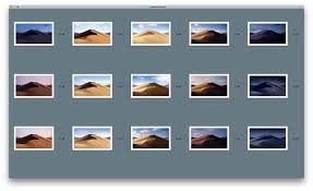 macos mojave s shifting dynamic desktop