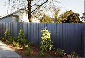 color to paint a garden fence