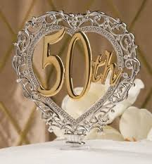 50th anniversary gifts symbolic ideas