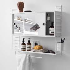 adorable bathroom shelves cabinet