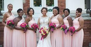 Real Wedding: Larry & Keisha (West Virginia) | HOME - Black Nuptials |  Wedding, Real weddings, Vintage glam