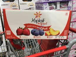 yoplait original low fat yogurt