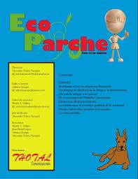 Eco parche revista