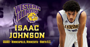 Isaac Johnson Signs with Western Illinois Men's Basketball ...