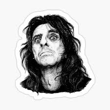 Alice Cooper Stickers Redbubble