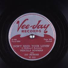 Don't Need Your Lovin' : Priscilla Bowman : Free Download, Borrow, and  Streaming : Internet Archive