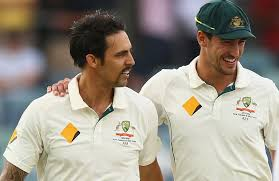 Mitchell to Mitchell: Johnson passes baton   cricket.com.au