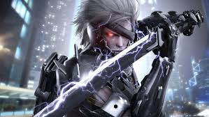 metal gear rising revengeance fighting