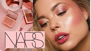 nars collection summer makeup