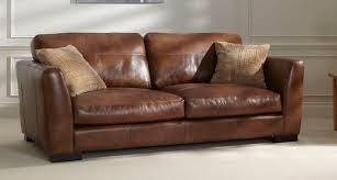 sisi italia parma leather sofa from