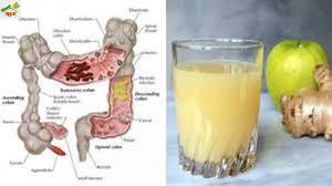 apple ginger and lemon juice