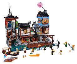 LEGO Ninjago NINJAGO City Docks 70657 - Walmart.com - Walmart.com