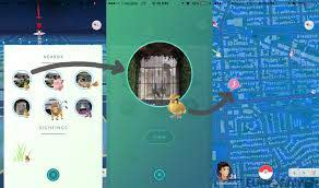 """Pokemon Go update arrives, tests new """"nearby"""" feature"""
