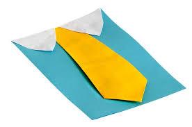 Laurka z krawatem dla taty, jak zrobić kartkę na Dzień Ojca ...