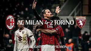 Highlights | AC Milan 4-2 Torino (AET)