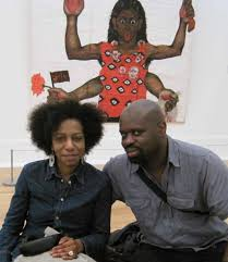 Marlene Smith and Keith Piper, two pioneers of the Black Art ...