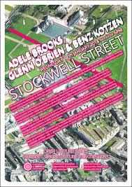 Open Lecture :: Adele Brooks / Glen O'Brian / Bentz Kotzen :: Stockwell  Street