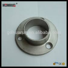 316 Stainless Steel Fence Post Base Plate