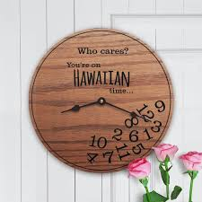 funny hawaiian gifts who cares youre on