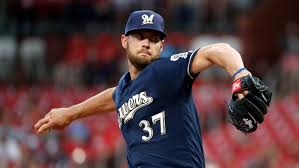 Adrian Houser recalled from Class AAA San Antonio as Brewers ...