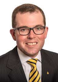Discover Ballina - Adam Marshall MP, our new Minister for Tourism and  Events, and Assistant Minister for Skills