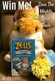 mighty prize pack with greek mythology