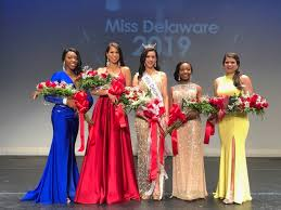 Hillary May Crowned Miss Delaware 2019