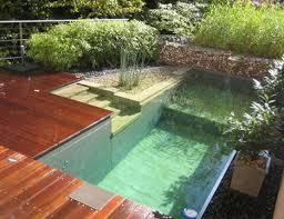 patio pools outdoor wood deck designs