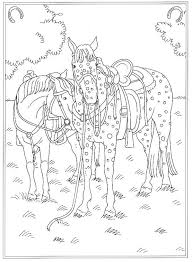 63 Kleurplaten Van Paarden In 2020 Pictures To Draw Coloring