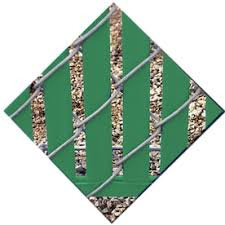 6 Ft H X 0 1 In L 78 Pack Green Chain Link Fence Privacy Slat In The Chain Link Fence Slats Department At Lowes Com
