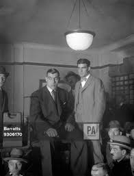Boxing Heavyweight Primo Carnera v Young Stribling Weigh-In #13992036