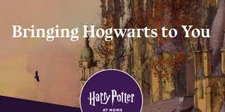 The Wizarding World launches Harry Potter At Home hub of ...