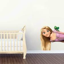 Rapunzel Tangled Wall Sticker Decal Bedroom Decor Art Mural Kids Disney Wc121 11 99 Picclick