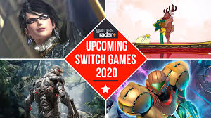 upcoming switch games for 2020 and