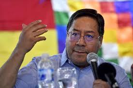 Devolveremos a Bolivia el Estado de derecho, afirma candidato del MAS