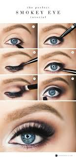 what makeup style suits you smokey