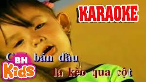 KARAOKE - Bắc Kim Thang - Bé Xuân Mai - YouTube