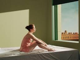 """Shirley - Der Maler Edward Hopper in 13 Bildern"""" von Gustav ..."""