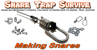 how to make a snare