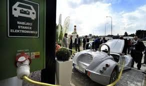 Elektromobily mají do 15 let tvořit čtvrtinu prodaných aut   E15.cz