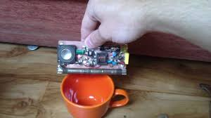 homemade radiation detector cool