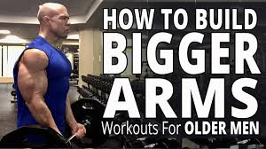 how to build bigger arms workouts for