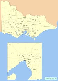 List of localities in Victoria - Wikipedia