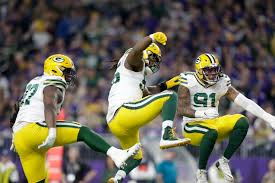 Packers' Preston Smith uses Kirk Cousins 'You like that' catchphrase