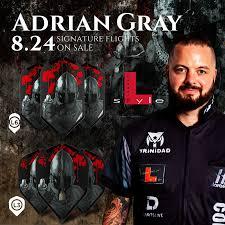 L-Style L3c Champagne Flights - Small Standard Adrian Gray