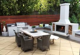 trendz blog outdoor fireplace
