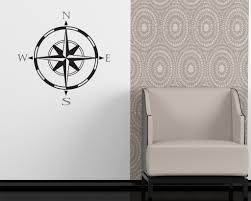 Compass Wall Decal 19 95 Arise Decals